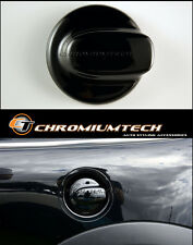 MK2 BMW MINI Cooper S/SD JCW GP R55 Clubman R56 Hatch BLACK Fuel Tank Cap Cover