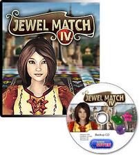 Jewel Match 4 IV - English Version - PC - Windows  XP /  Vista 7 / 8