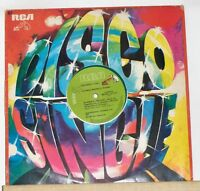 Sugarhill Gang ‎– Rapper's Delight - Green Vinyl 1980 Brazil 12 inch Single