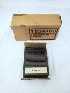Nutone Door Speaker ISA-63