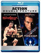 Timecop/Bloodsport (2011, Blu-ray NEUF) BLU-RAY/WS