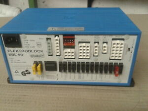 Schaudt EBL99 Elektroblock