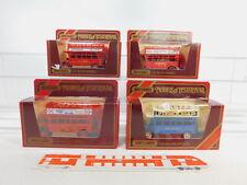 CA174-1 #4x Matchbox 1:72 Y-23 Bus Omnibus Aec 1922: Rac Etc, Very Good