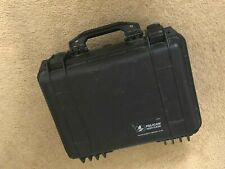Pelican 1450 Carrying Case Black Rugged  DSLR CAMERA Protection+Foam
