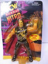 SEALED NOC WCW Monday Nitro Sting Wrestling Figure Toymakers 1997 Works Great