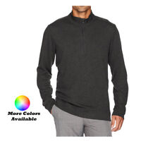Adidas Golf Men's Wool 1/4 Zip Pullover