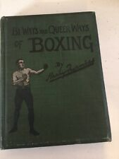 Boxing Book By Ways and Queer Ways of Boxing