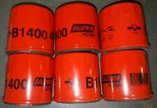Lot of 6, Engine Oil Filter Baldwin B1400 ~Free Shipping~