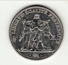 5 francs hercule 1996 a saisir petit prix ! état SUP /SPL § dure a trouvé §