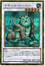 GS05-JP010 - Yugioh - Japanese - Naturia Beast - GoldSecret