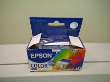 Cartuccia Epson S020191 Colore Originale Nuova Per Epson Stylus Color & Scan