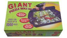 Jigsaw Puzzle Storage Mat Roll Up 3000 Piece Felt Tube 3 Straps (122cm x 91.5cm)
