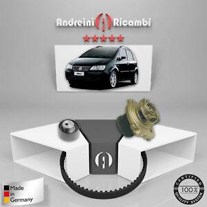 KIT DISTRIBUZIONE + POMPA ACQUA FIAT IDEA 1.4 16V 70KW 95CV 2009 ->
