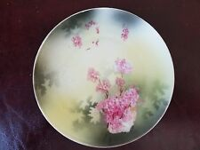 "R S Germany 6"" Hand Painted Plate Reinhold Schlegelmilch"
