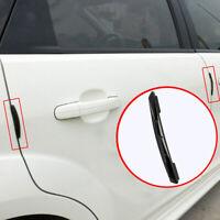 4pcs/set Car Door Edge Scratch Anti-collision Protector Guard Strips Universal C