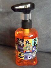 SOAP SOUNDZ ORANGE HAPPY HALLOWEEN HAND SOAP 8.5 FL OZ HAND SOAP SOUNDS - NEW