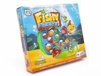 Fishy Frenzy Enfants Pêche Famille Jeu Crochet & Catch L Poisson Noël Cadeau