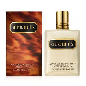 Aramis After Shave Balm for Men Advanced Moisturizing 4.1 oz Brand New Sealed