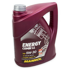 MANNOL MN7907-5 Energy Combi LL 5W-30 Motoröl API SN/CF 5L