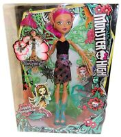 Mattel Monster High Treesa Thronwillow Mode Puppe Garten-Monsterfreundin FCV59