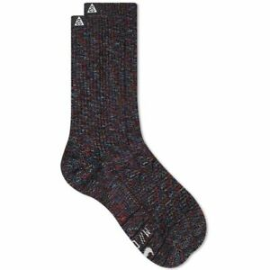 Nike ACG Kelley Ridge Crew Socks Mid Calf Sock CV8989-010  Men's XL size 12 - 15