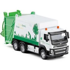 Volvo Garbage Dump Truck 1:32 Scale Car Model Diecast Toy Vehicle Collection Kid