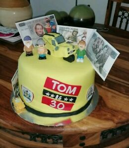 only fools and horses figures cake decorations cake toppers birthday cakes.
