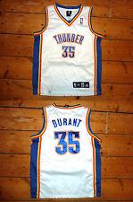 Oklahoma City Thunder Basketball Top Size Large NBA Jersey BASKETBALL Top DURANT