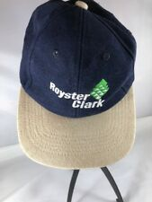 Royster Clark  Authentic K-Products Made in the USA Strap back hat Farm