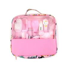 Baby Kids Nail Hair Health Care Thermometer Trimmer Scissors Safety Manicure Set