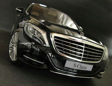 1/18 Norev Mercedes-Benz S Class S500 S600 W222 First Edition Wheel Black Met
