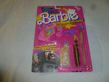 NEW ON CARD STYLE MAGIC BARBIE HAIR CHARMS 1633 MATTEL 1988 HAIRWEAR BARRETTES