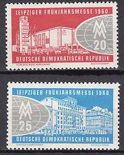 DDR 1960 Mi. Nr. 750-751 Postfrisch ** MNH