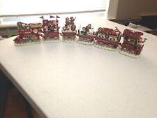 San Francisco 49ers Christmas Express By Danbury Mint