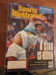 Pete Sampras wins US Open - Sports Illustrated - 9/17/1990  tennis
