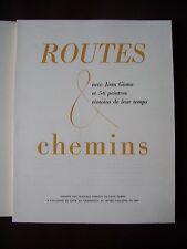 Routes et chemins