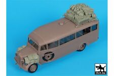 Black Dog T35171 1/35 Opel Blitz 3.6-47 Omnibus accessories set