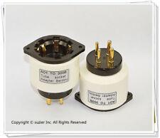 1 × AD1 To 300B Vacuum Tube Amplifier Convert Socket Adapter