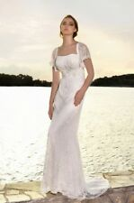 Beautiful Anoushka G 'Katrina' wedding dress, worn once and fully cleaned VGC