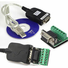 USB  to RS422 / RS485 DB9 Serial Adapter Converter Cable Lead For RS232 Upgrade