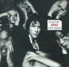 Arno : Idiots savants (CD)
