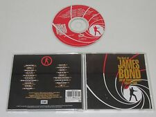 VARIOUS/THE BEST OF JAMES BOND 30 ANNIVERSARY COLLECTION(EMI 077779841325) CD