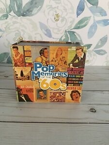 Time Life Pop Memories of the 60's (10 CD Set)
