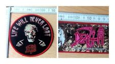 Rare survêtement Death patch obituary morbid angel Hellhammer CELTIC FROST