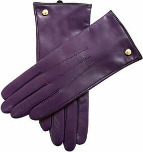 Elma Womens Classic Touchscreen Texting Winter Warm Driving Hairsheep Leather Gl