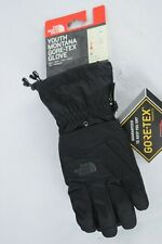 NWT! Youth Montana Gore Tex Gloves Black sz XL Water Resistant winter snow
