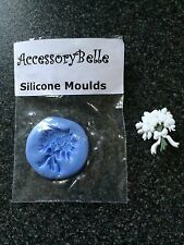 Rose Mariage Bouquet Forme Moule en silicone fimo Sugarcraft Cupcake & Carte Toppers