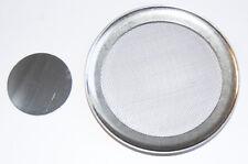 Räucherblech Räucherplatte statt Räuchersieb Edelstahl Räuchern 6,3cm 9cm 12cm