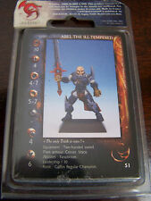 Confrontation Griffin Abel The ill Tempered (English cards, Poo, Warhammer)