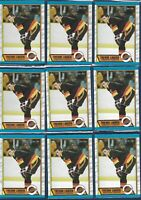 9 X**TREVOR LINDEN**89-90 OPC Rookie RC #89(Vancouver Canucks)GREAT CONDITION!!